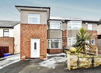 Thumbnail 3 bed semi-detached house for sale in Studfield Grove, Sheffield