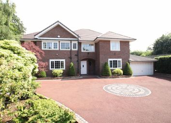 Thumbnail 5 bed detached house for sale in Storeton Lane, Barnston, Wirral
