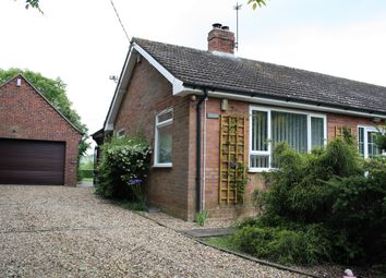 Thumbnail 5 bed detached bungalow for sale in School Road, Bedingham, Bungay