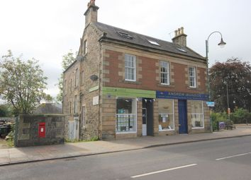 Thumbnail 2 bed flat to rent in High Street, Biggar