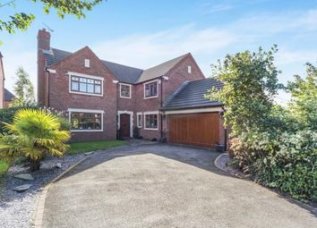 Thumbnail 5 bedroom detached house for sale in Upton Lane, Widnes, Cheshire, Tbc