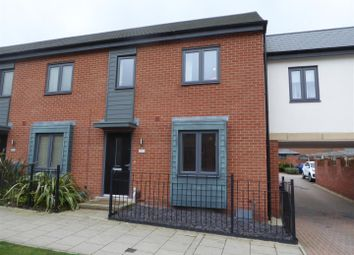 Thumbnail 3 bed terraced house for sale in Birchfield Way, Lawley, Telford