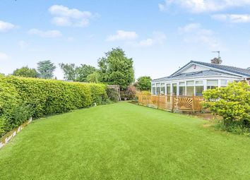 Thumbnail 4 bed bungalow for sale in Princess Road, Allostock, Knutsford