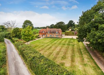 Thumbnail 5 bed detached house for sale in How Green Lane, Hever