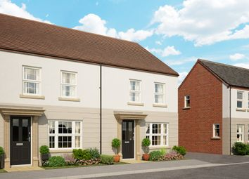 "Thumbnail 3 bed semi-detached house for sale in ""Claverdon"" at Queen Elizabeth Road, Nuneaton"