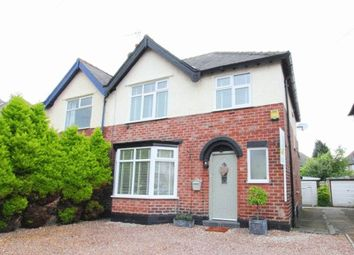Thumbnail 3 bedroom semi-detached house for sale in Heatherdale Road, Mossley Hill, Liverpool