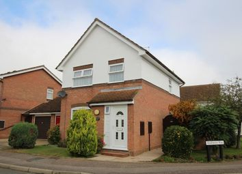 Thumbnail 3 bed detached house for sale in Mulberry Way, Ely