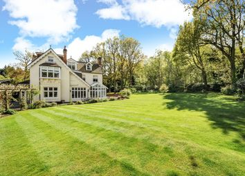 Thumbnail 7 bed detached house to rent in Brox Road, Ottershaw, Chertsey