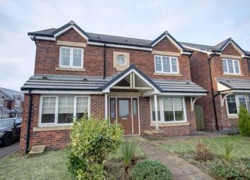 Thumbnail 4 bed detached house for sale in Cotherstone Court, Easington Lane, Houghton Le Spring