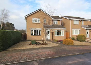 Thumbnail 4 bed detached house for sale in Smuggler's Brig Road, Crossford, Carluke