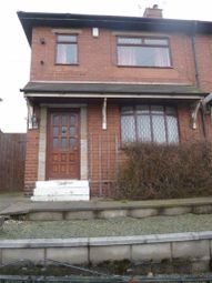 Thumbnail 2 bed semi-detached house to rent in Hesketh Avenue, Ball Green, Stoke-On-Trent, Staffordshire