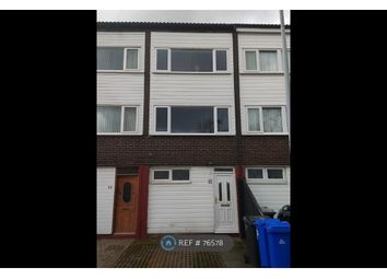 Thumbnail 4 bed terraced house to rent in Halton Brook Avenue, Runcorn