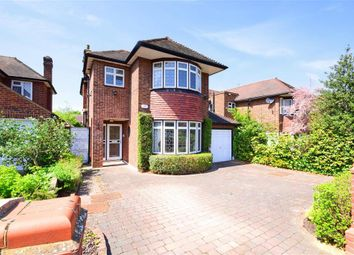 Thumbnail 3 bed detached house for sale in Brancepeth Gardens, Buckhurst Hill, Essex