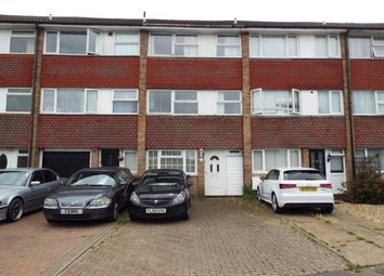 Thumbnail 4 bed terraced house for sale in Swasedale Road, Luton, Bedfordshire, United Kingdom