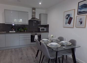 1 bed flat to rent in Burleys Way, Leicester LE1