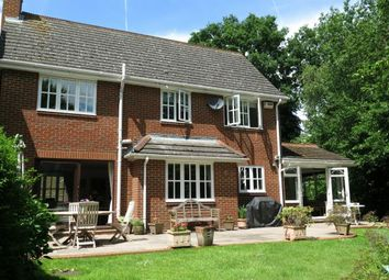 Thumbnail 4 bedroom detached house for sale in Private Road. Kaynes Park, Ascot, Berkshire