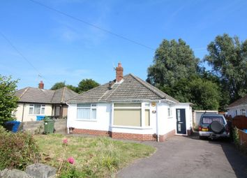 Thumbnail 2 bed detached bungalow for sale in Hazlebury Road, Upton, Poole