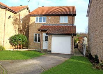Thumbnail 3 bed detached house for sale in Bow Bridge View, Tadcaster, North Yorkshire