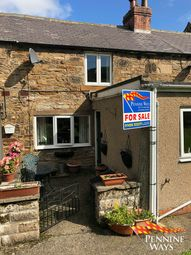 Thumbnail 1 bedroom terraced house for sale in Bankfoot, Greenhead, Cumbria