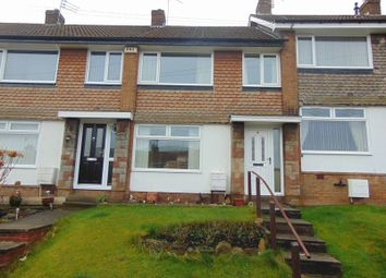 Thumbnail 3 bedroom town house for sale in Pendle Close, Walshaw Park, Bury
