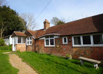 Thumbnail 2 bed detached bungalow for sale in Battle Road, Punnetts Town, Heathfield