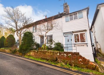 Thumbnail 1 bed end terrace house for sale in Swan Cottage, Robertsbridge