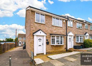 Copthorne Avenue, Essex IG6. 3 bed end terrace house