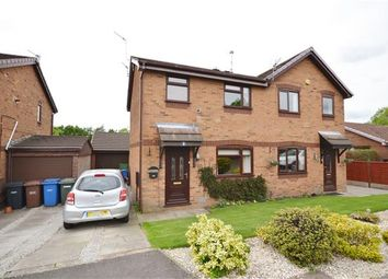 Thumbnail 3 bed semi-detached house for sale in Lords Croft, Clayton Le Woods, Chorley