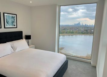 Thumbnail 2 bedroom flat to rent in Skylark Point, 48 Newton Close, London