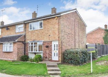 Thumbnail 2 bed end terrace house for sale in Kingsland, Harlow, Essex