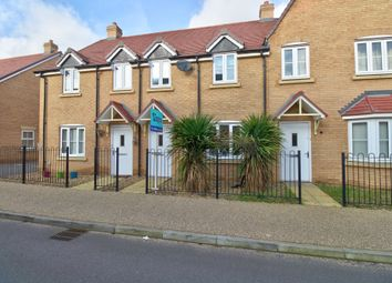 Sanger Avenue, Biggleswade SG18. 3 bed terraced house