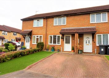Thumbnail 2 bed terraced house for sale in Calleva Close, Hatch Warren