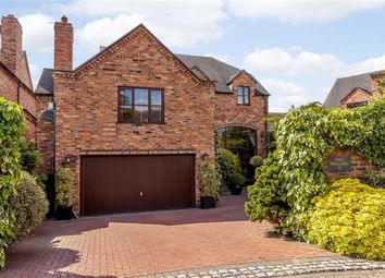 Thumbnail 4 bed detached house for sale in Mill Court, Shenstone, Staffordshire