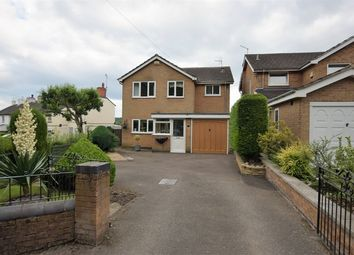 Thumbnail 3 bed detached house for sale in Wood Lane, Horsley Woodhouse, Ilkeston, Derbyshire