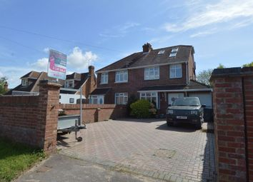Thumbnail 4 bed semi-detached house for sale in Mays Lane, Stubbington, Fareham