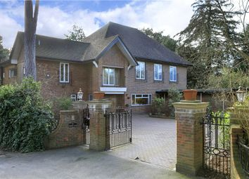 Thumbnail 7 bed detached house for sale in Warren Park, Coombe Hill