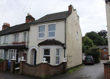 Thumbnail 3 bed end terrace house for sale in Alexandra Road, Aldershot