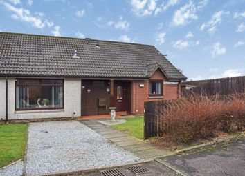 Thumbnail 2 bed bungalow for sale in Wood Place, Livingston