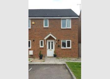 Thumbnail 3 bedroom terraced house for sale in Dexter Way, Winnersh, Wokingham, Berkshire