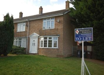 Thumbnail 2 bed end terrace house to rent in Browns Lane, Uckfield