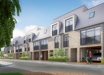 Thumbnail 4 bedroom terraced house for sale in Brook Valley Gardens, Hera Avenue, Chipping Barnet