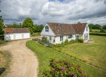 Thumbnail 5 bed detached house for sale in Church Lane, West Hatch, Somerset