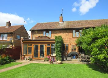 Thumbnail 3 bed semi-detached house for sale in Southside, Wyddial, Buntingford