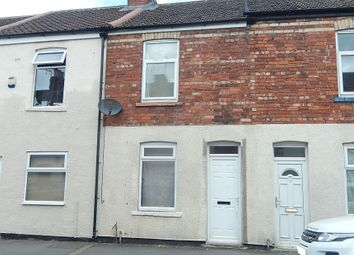 Thumbnail 1 bed terraced house for sale in 14 Clinton Terrace, Gainsborough, Lincolnshire