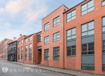 Thumbnail 1 bedroom flat for sale in The Big Peg, Warstone Lane, Hockley, Birmingham