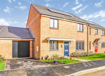 Thumbnail 5 bed semi-detached house for sale in Merlin Road, Priors Hall, Corby