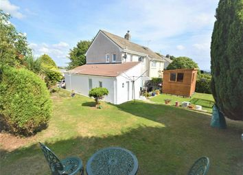 Thumbnail 4 bed semi-detached house for sale in Mongleath Road, Falmouth