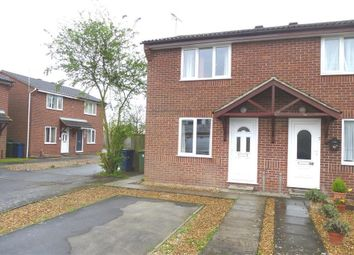 Thumbnail 2 bed property to rent in Peterhouse Crescent, March, Cambs