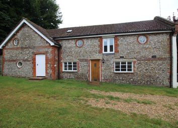 Thumbnail 3 bed detached house to rent in Brown Candover, Alresford, Hampshire