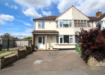 3 bed end terrace house for sale in Burns Avenue, Sidcup, Kent DA15